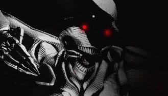monstro da obra Blame - Manga
