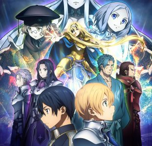 personagens sao alicization