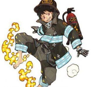 shinra fire force