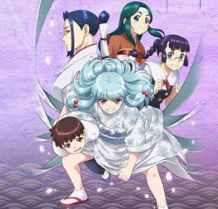wallpaper Tsugu Tsugumomo 2